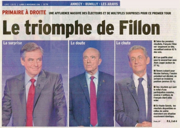 fillon,haute-savoie,vote,election,primaire