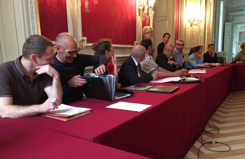 annecy,reunion,comite secheresse,prefecture,haute-savoie
