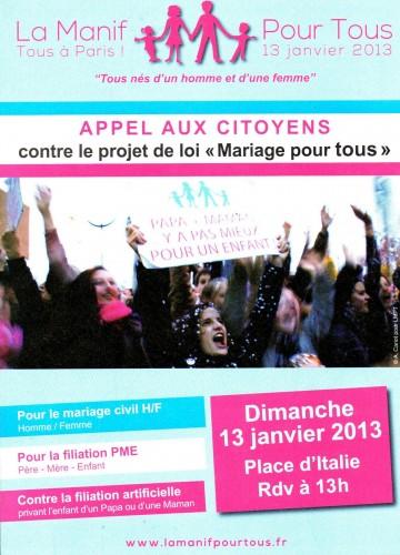 annecy,ump74,manifestation,mariage pour tous,paris
