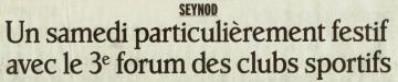 seynod,forum,sport