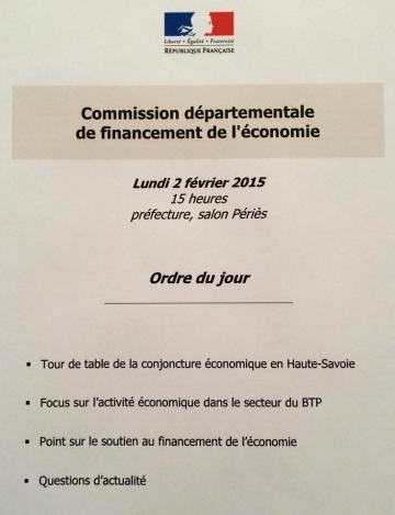 Réunion de la Commission Départementale de Financement de l'Economie en prefecture de Haute-Savoie2.jpg