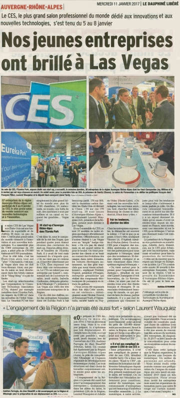 las vegas,ces 2017,numerique,on=bjets connectes,start-up,francais,tardy