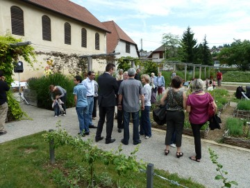 annecy,jardin,visite,environnement