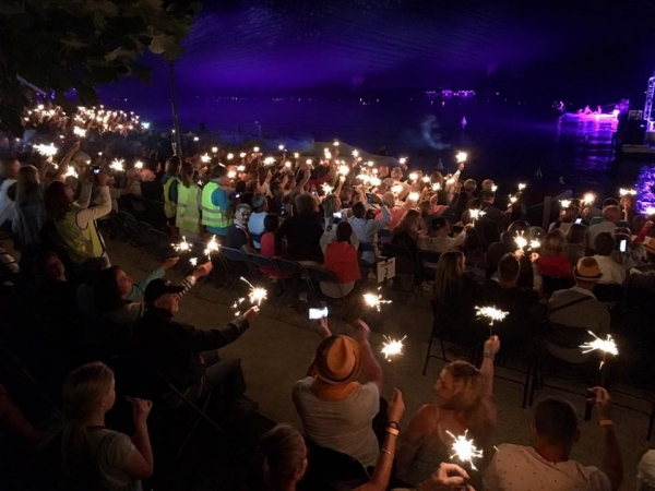 talloires,pyroconcerts,concert,abba,musique
