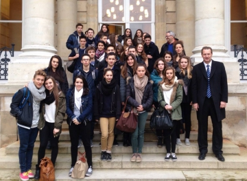 visite,lycee,annecy,gabriel faure