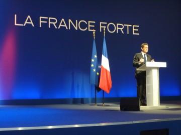 lyon,sarkozy,presidentielle 2012,ump,eurexpo,meeting