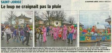 saint-jorioz,carnaval,comite des fetes,haute-savoie