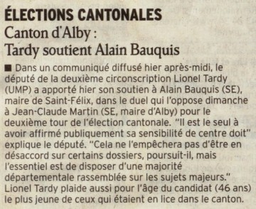 presse,dauphine,annecy,elections cantonales,canton,alby