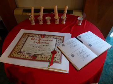 anysetier,ordre,ceremonie,chancelier