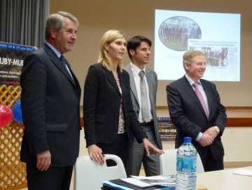 ministre,richert,legislatives 2012,arthaz-pont-notre-dame