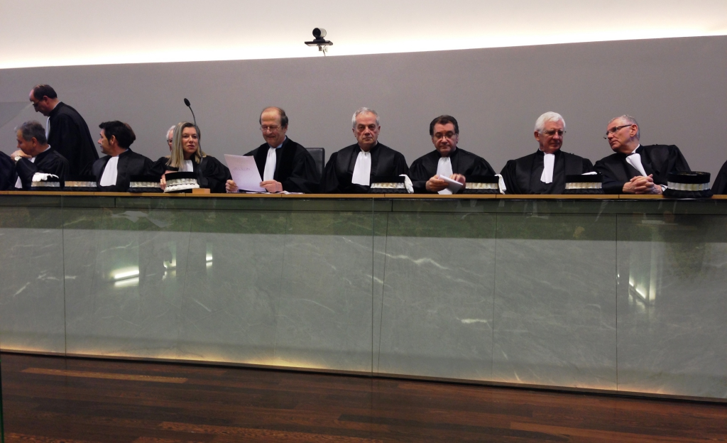 audience publique tribunal