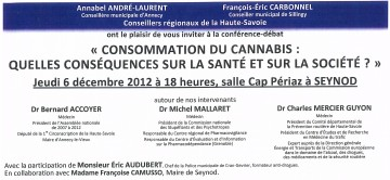 seynod,reunion publique,drogue,cannabis