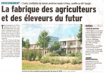 agriculture,iseta,60 ans,ceremonie,fete