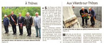 annecy,saint-jorioz,thones,saint-jean-de-sixt,les villards-sur-thones,morette,necropole,ceremonie,guerre,armistice,8 mai