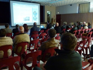 presse,dauphine,reunion publique,lionel tardy,legislatives 2012,campagne,elections législatives