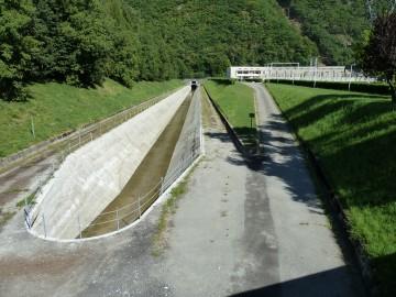 barrage,roselend,electricite,saint-guerin,la bathie,girotte,hydraulique,energie