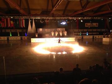 annecy,patinoire,ceremonie,jeux mondiaux,armee,militaire
