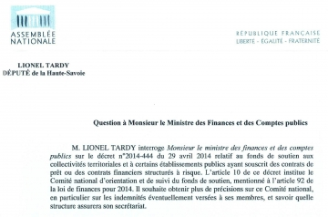 parsis,qe,question ecrite,lionel tardy,assemblee nationale