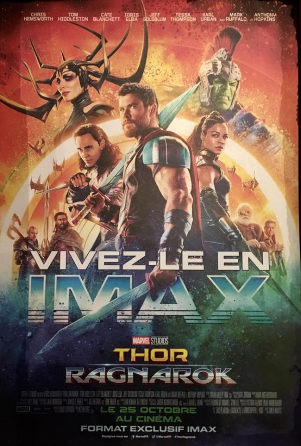 archamps,cinema,laser,imax,thor