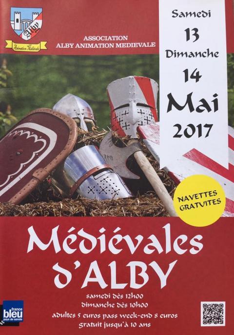 alby-sur-cheran,medievales,alby animation,haute-savoie,presse,dauphine