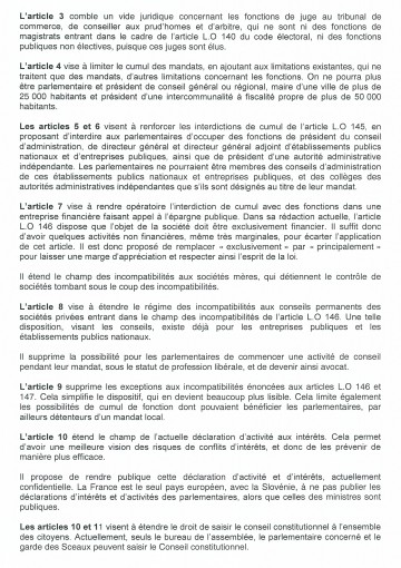 proposition de loi,ppl,cumul,transparence,incompatibilite,lionel tardy