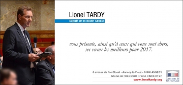 lionel,tardy,voeux