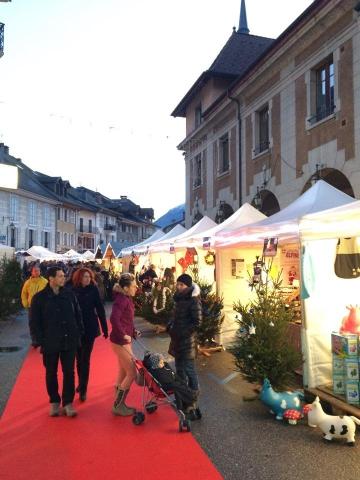 thone,village de noel,haute-savoie,tardy