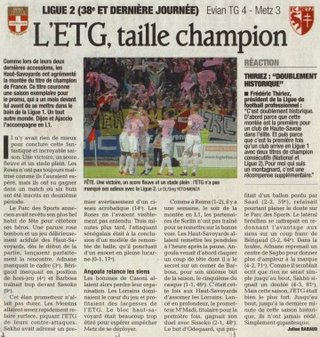 annecy,etg,evian,foot,football,ligue 2,ligue 1