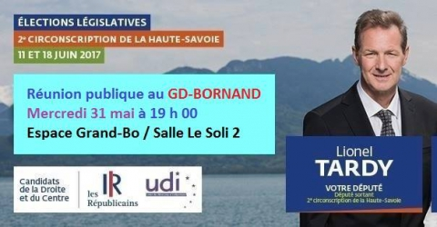 grand-bornand,reunion publique,legislatives 2017,tardy,duliege,haute-savoie