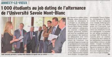 annecy-le-vieux,job dating,iut,haute-savoie,tardy,savoie,mont-blanci