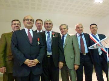 duingt,ceremonie,logis de france,legion d'honneur