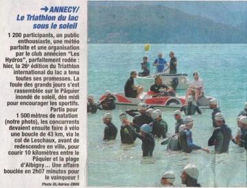 annecy,triathlon,lac,albigny,presse,dauphine,sport,course,nage,cyclisme