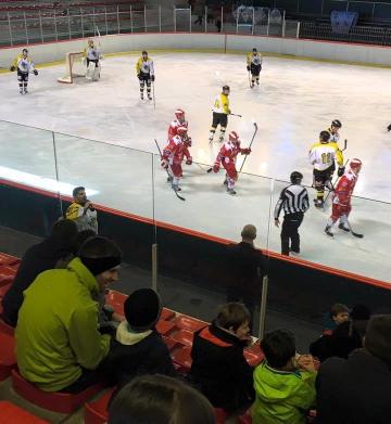 hockey,match,annecy,rouen