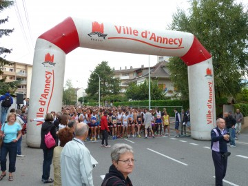 presse,dauphine,annecy,10 kms,course,sport,course a pied