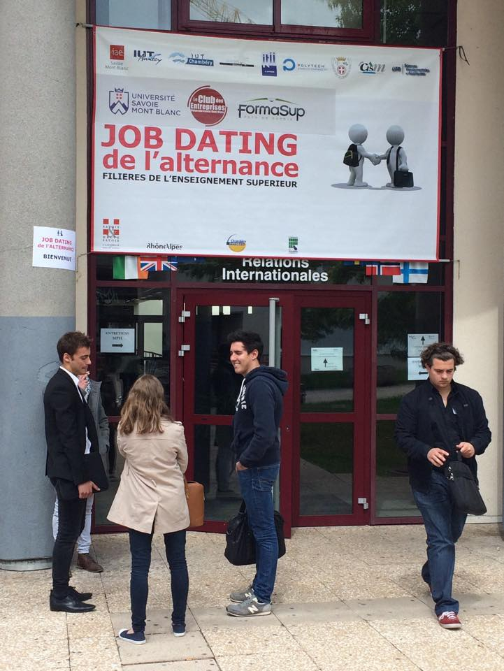 7e Job Dating de l Alternance le grand mercato des talents