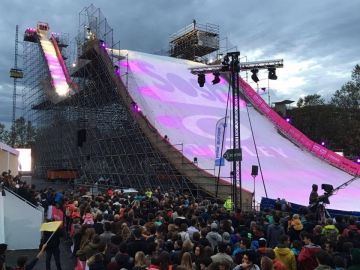 annecy,festival du ski,high five,haute-savoie