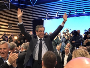 lyon,fillon,fillon 2017,meeting,presidentielle,presidentielle 2017,les republicains