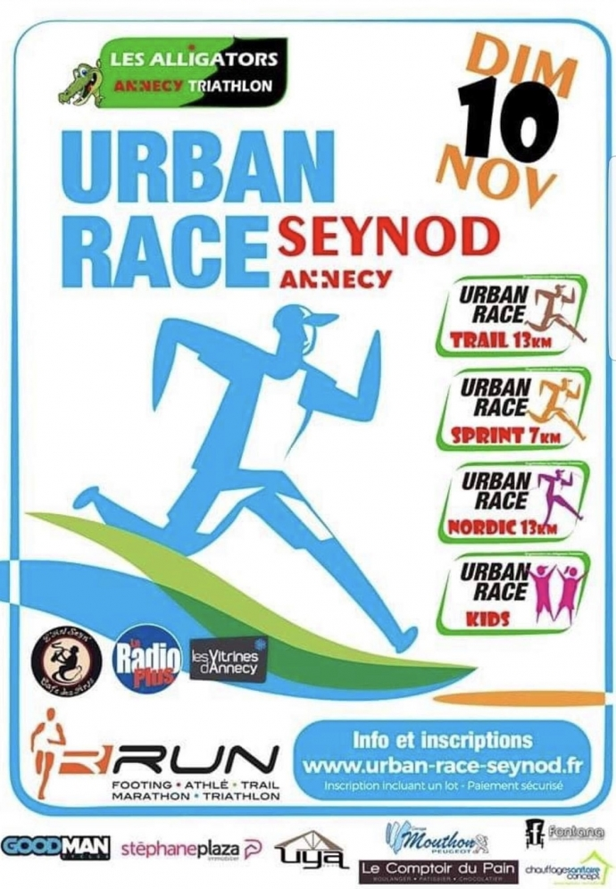 seynod,les alligators,urban race,sepasimpossible,course,run,running,trail