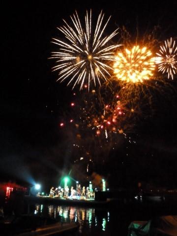 talloires,concert,musique,feu d'artifice