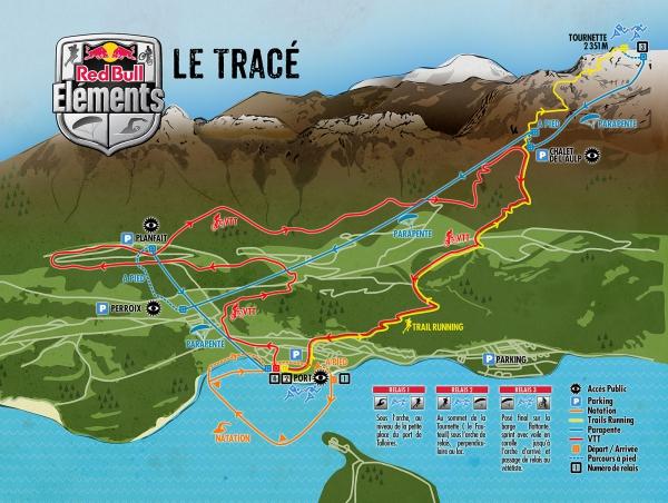 talloire,course,trail,vtt,parapente,natation,red bull,raid