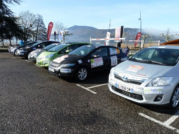 annecy-le-vieux,rallye,voiture,hybride,energie,essence