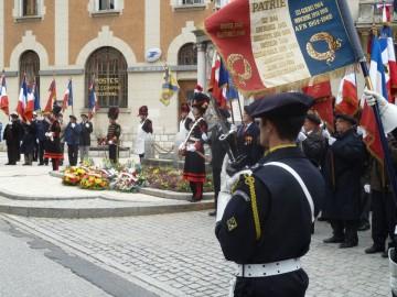 la balme-de-thuy,morette,ceremonie,necropole,armee,glieres,resistant,cimentiere