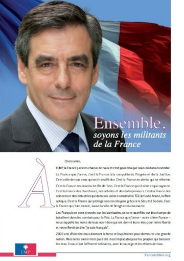 fillon,ump,congres,profession de foi