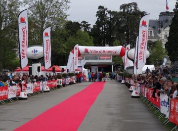 annecy,marathon,sport,course a pied