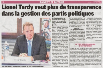 presse,dauphine,loi,parti,ump,finance,bygmalion,transparence