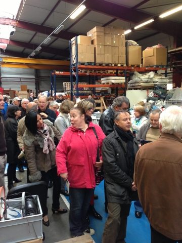pringy,inauguration,secours populaire