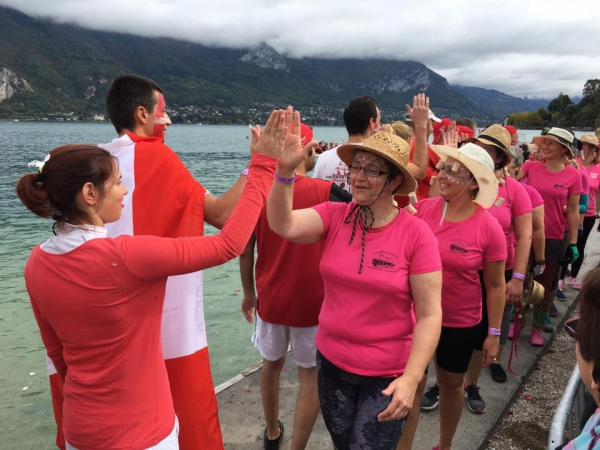 annecy,octobre rouge,festival,dragon boat