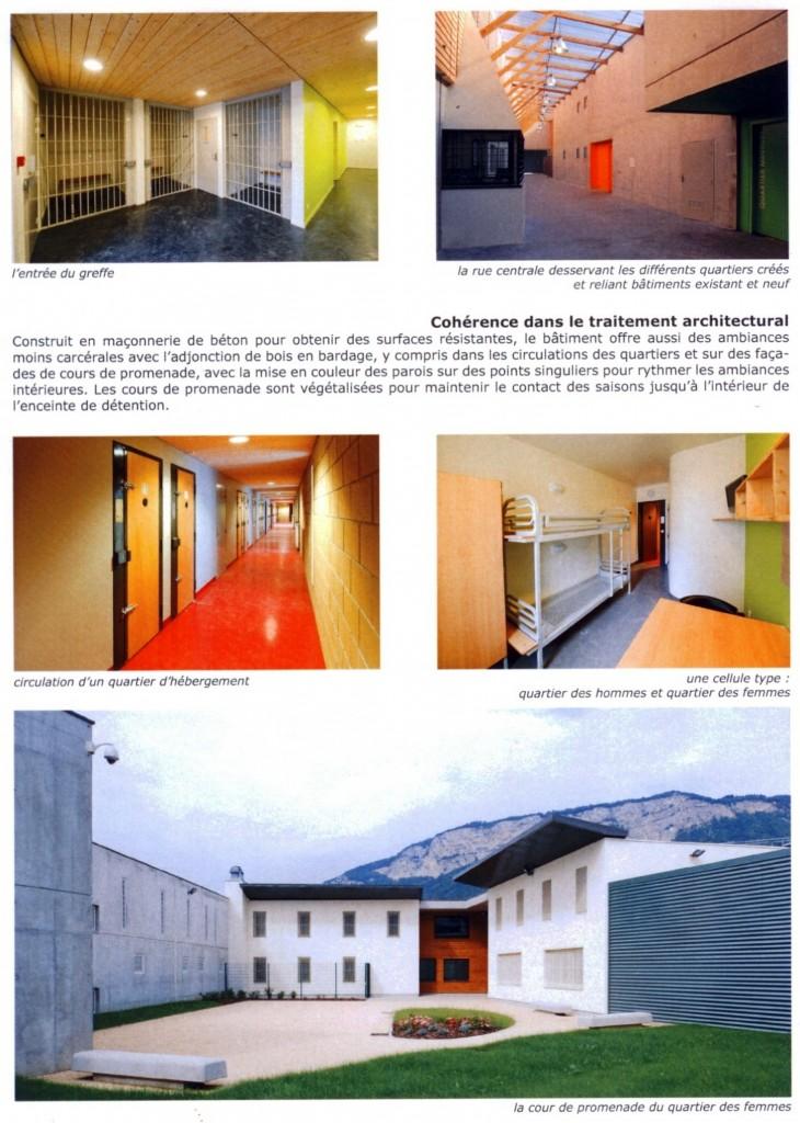 Inauguration des travaux de restructuration et d 39 extension for La maison des travaux avis