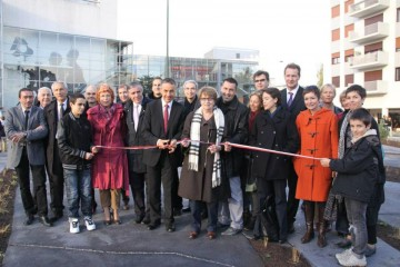 annecy,inauguration,esplanade