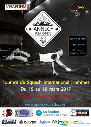 seynod,tournoi,squash,psa,annecy,open,visaform,haute-savoie